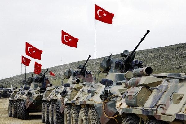 ترکیه در باتلاق شمال سوریه