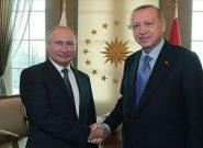 چرخش ترکیه به سوی روسیه
